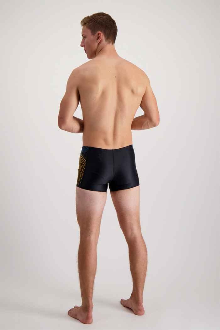 Speedo Tech Panel maillot de bain hommes Couleur Noir 2