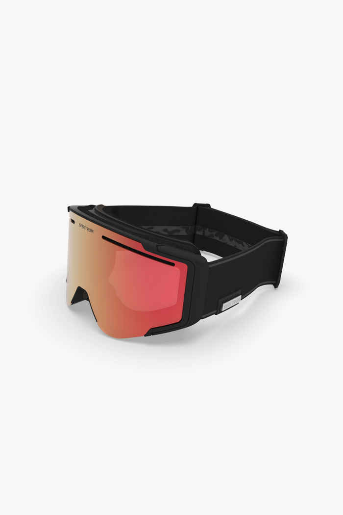 Spektrum Östra Bio Skibrille Farbe Schwarz 1