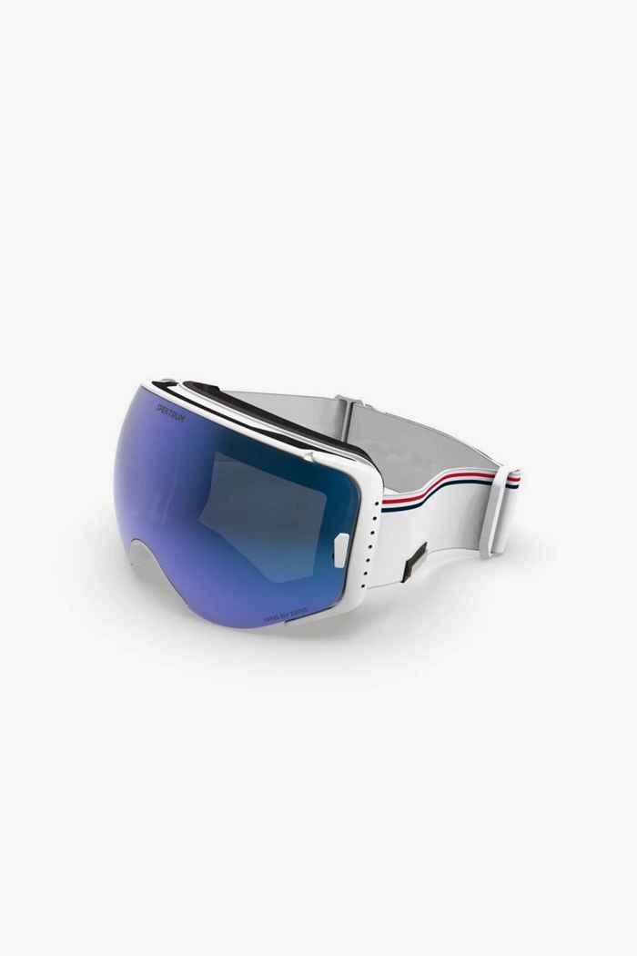 Spektrum Skutan Stenmark Bio Skibrille Farbe Weiß 1