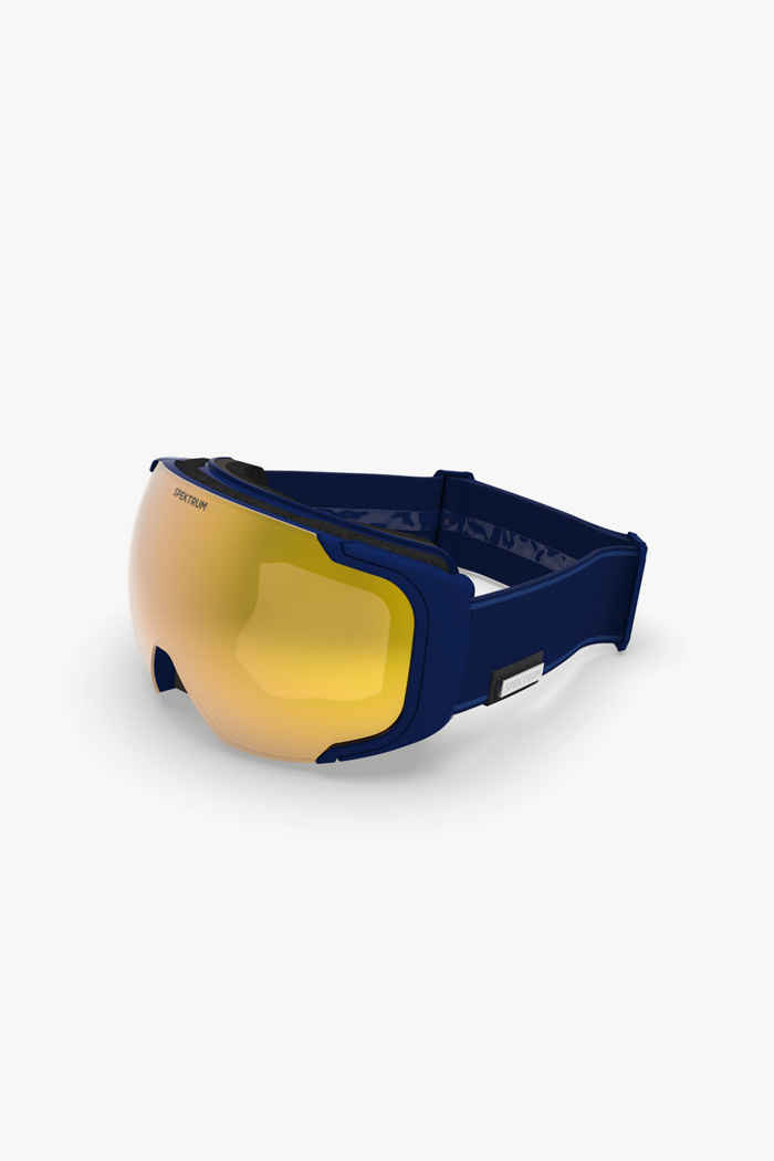 Spektrum Sylarna Bio Skibrille Farbe Blau 1