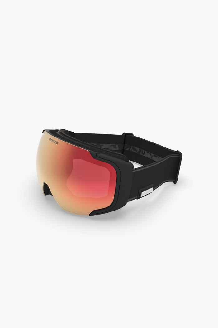 Spektrum Sylarna Bio Skibrille Farbe Schwarz 1