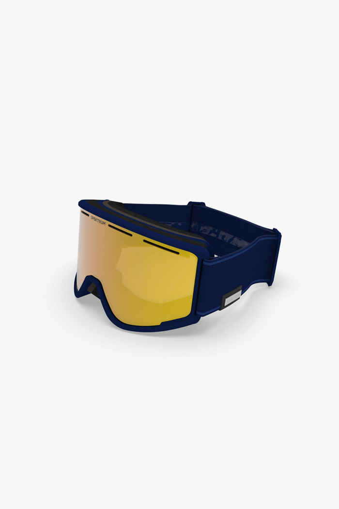 Spektrum Templet Bio Skibrille Farbe Blau 1