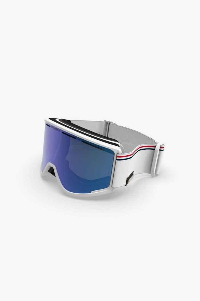 Spektrum Templet Stenmark Bio Skibrille Farbe Weiß 1