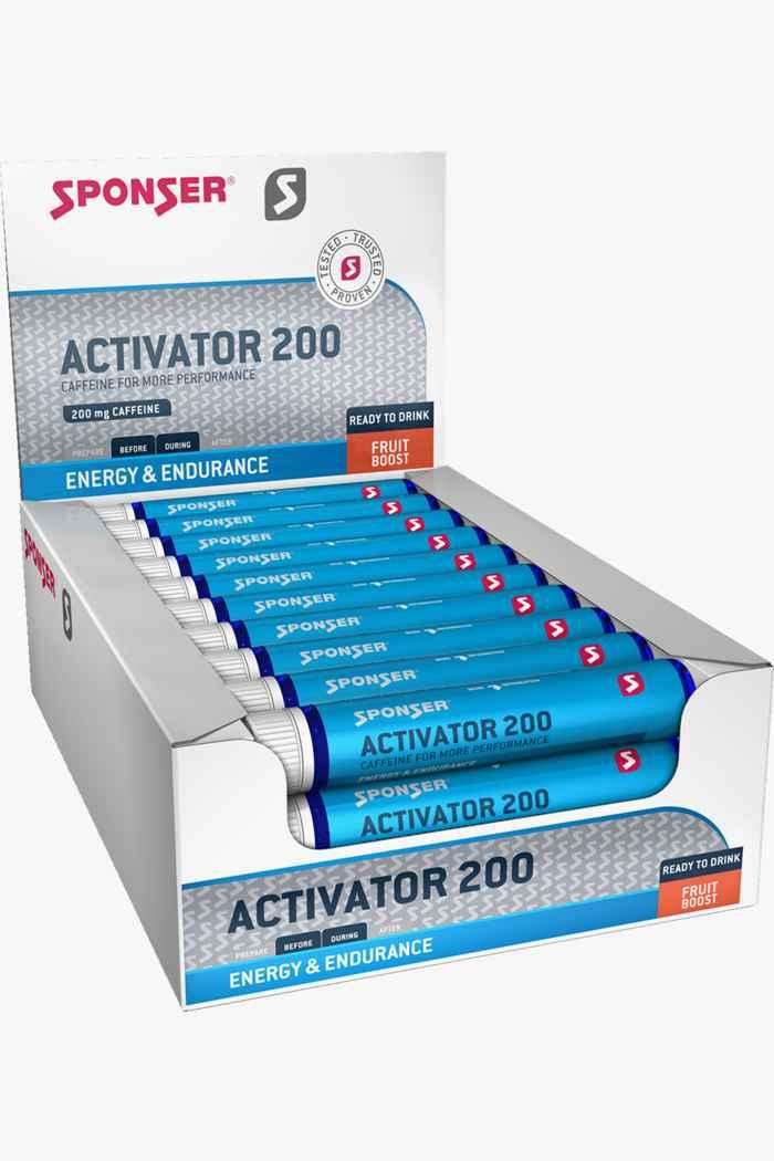 Sponser Activator 200 30 x 25 ml fiale da bere 1