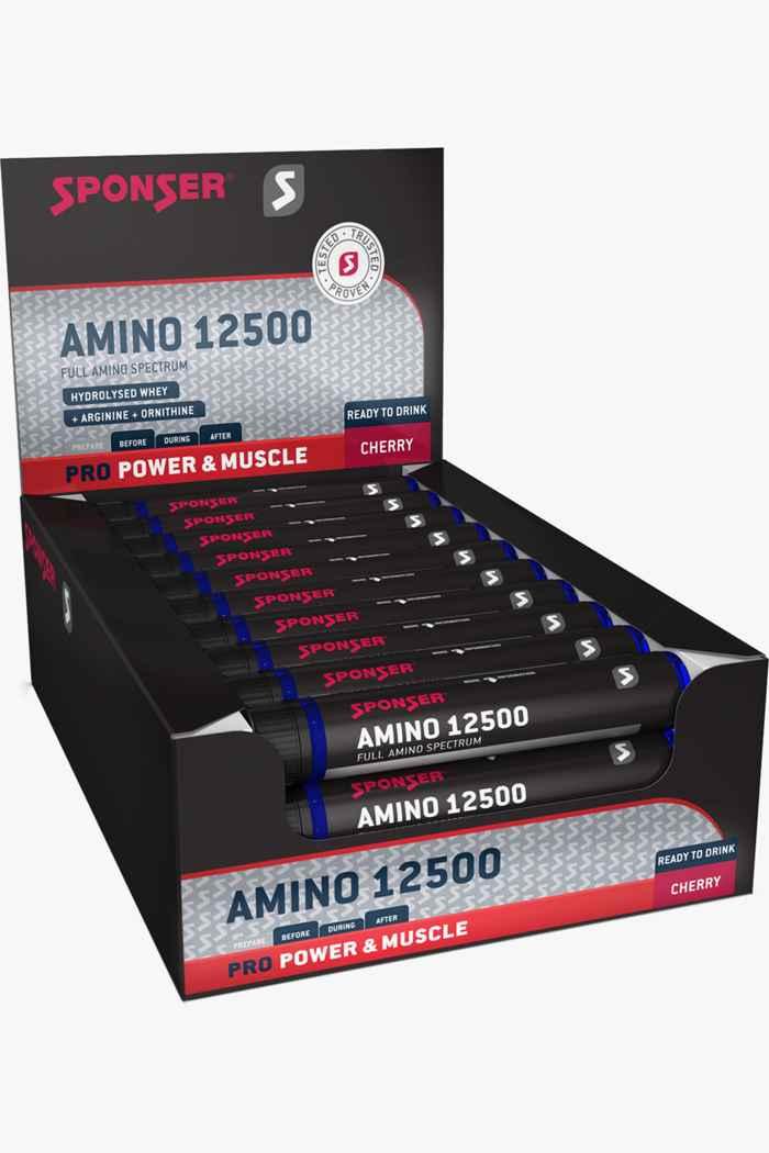 Sponser Amino 12500 30 x 25 ml fiale da bere 1