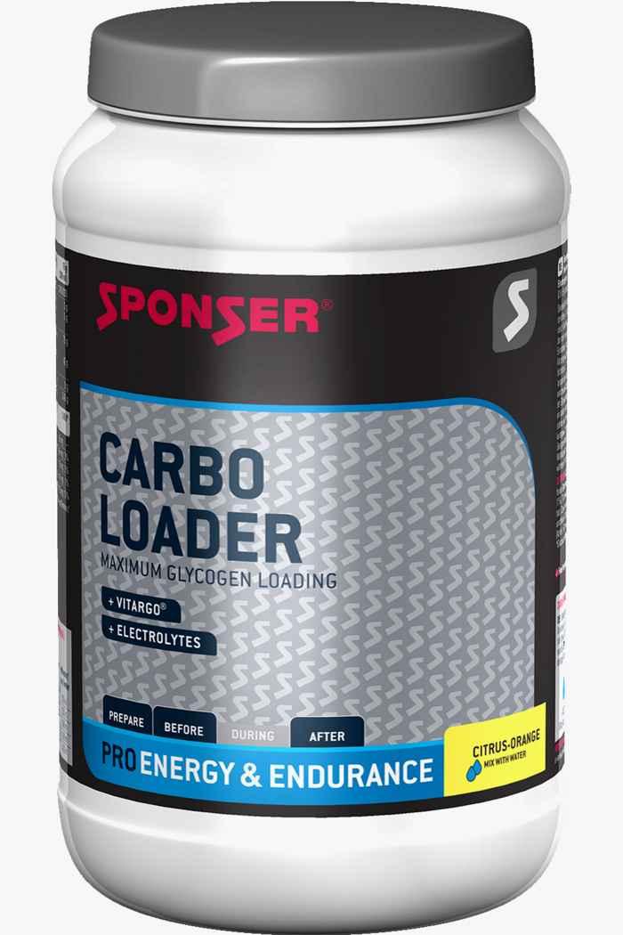 Sponser Carbo Loader 1200 g polvere per bevande 1