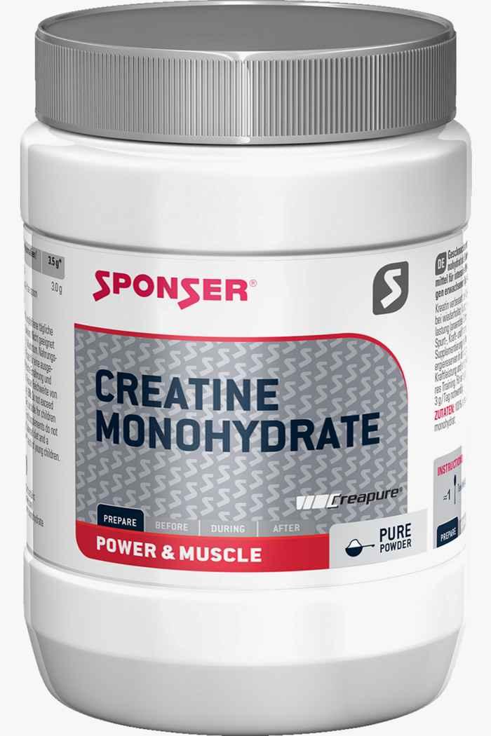 Sponser Creatin Monohydrat Neutral 500 g polvere per bevande 1