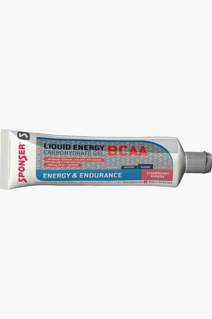 Sponser Liquid Energy BCAA 20 x 70 g gel energetico 1