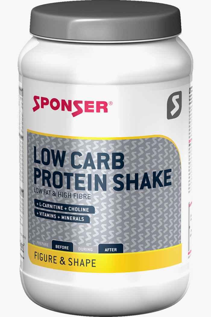 Sponser Low Carb Shake 550 g polvere proteica 1