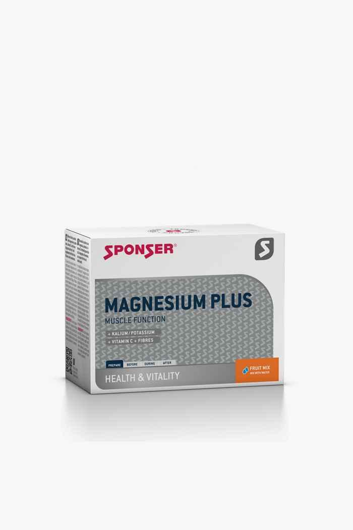 Sponser Magnesium Plus 20 x 6.5 g polvere per bevande 1