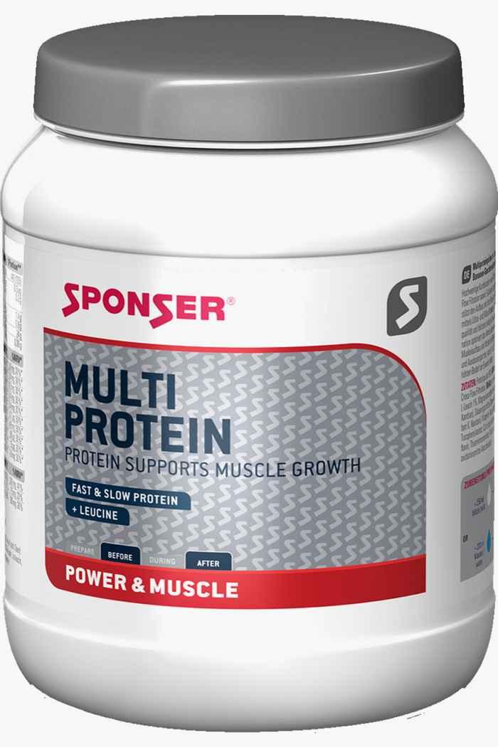 Sponser Multi Protein Vanilla 850 g polvere proteica 1