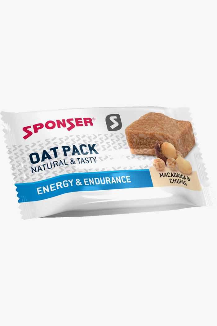 Sponser Oat Pack 30 x 60 g barretta per lo sport 1