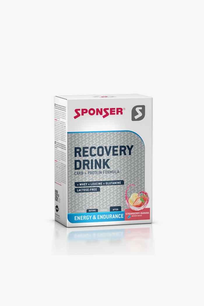 Sponser Recovery Drink 6 x 60 g polvere per bevande 1