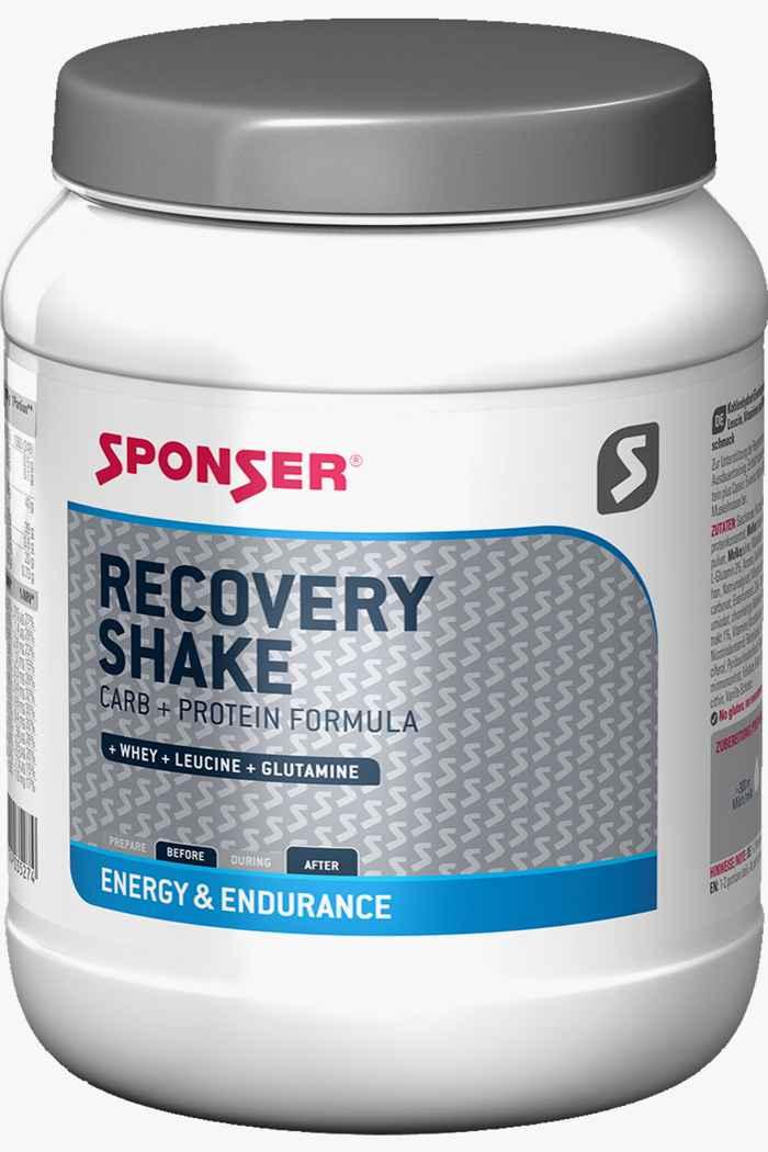 Sponser Recovery Shake 900 g polvere per bevande 1