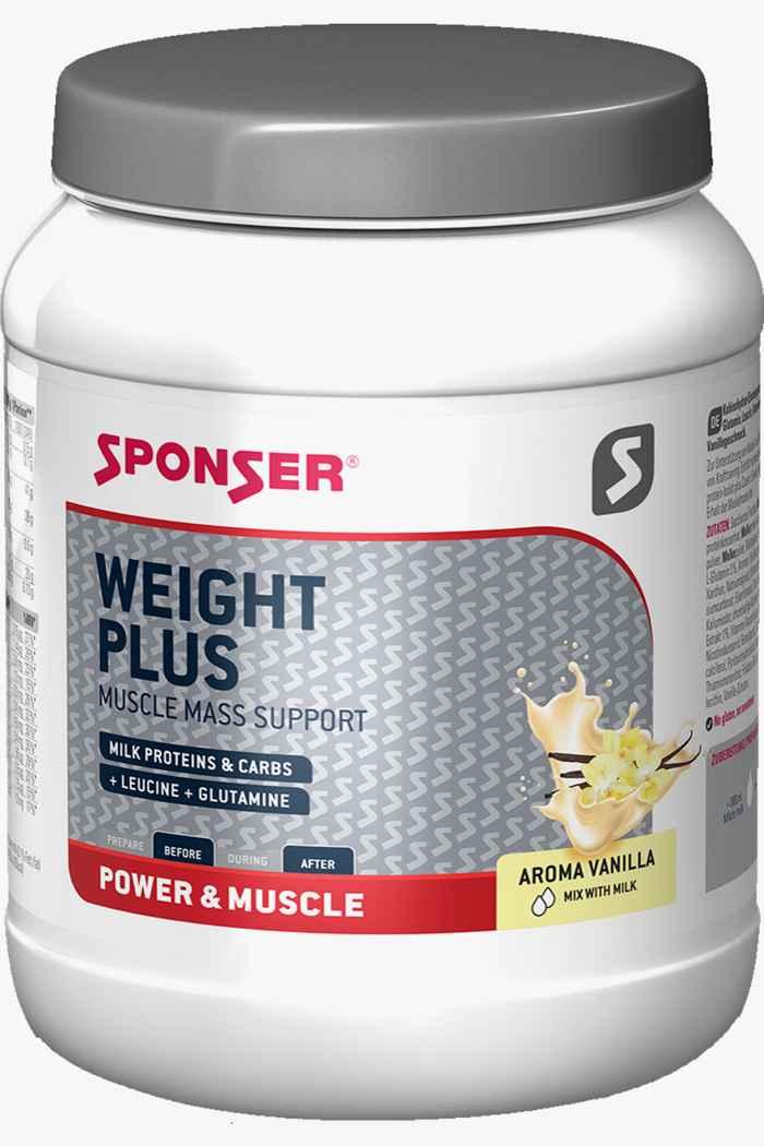 Sponser Weight Plus Vanilla 900 g polvere proteica 1