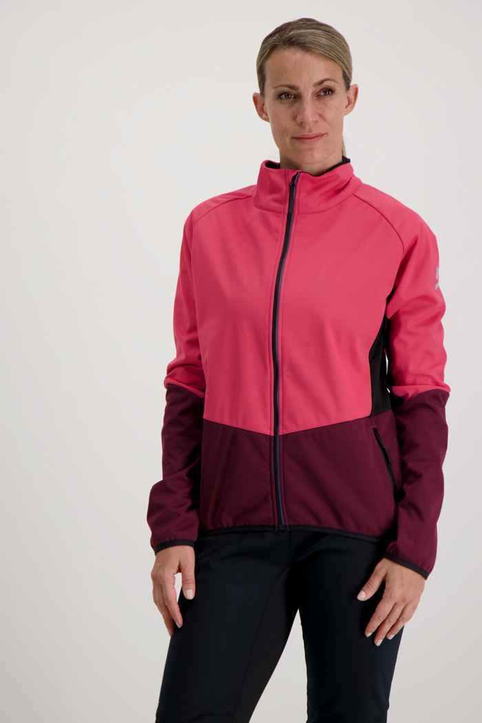 Stoke Damen Bikejacke Farbe Pink 1