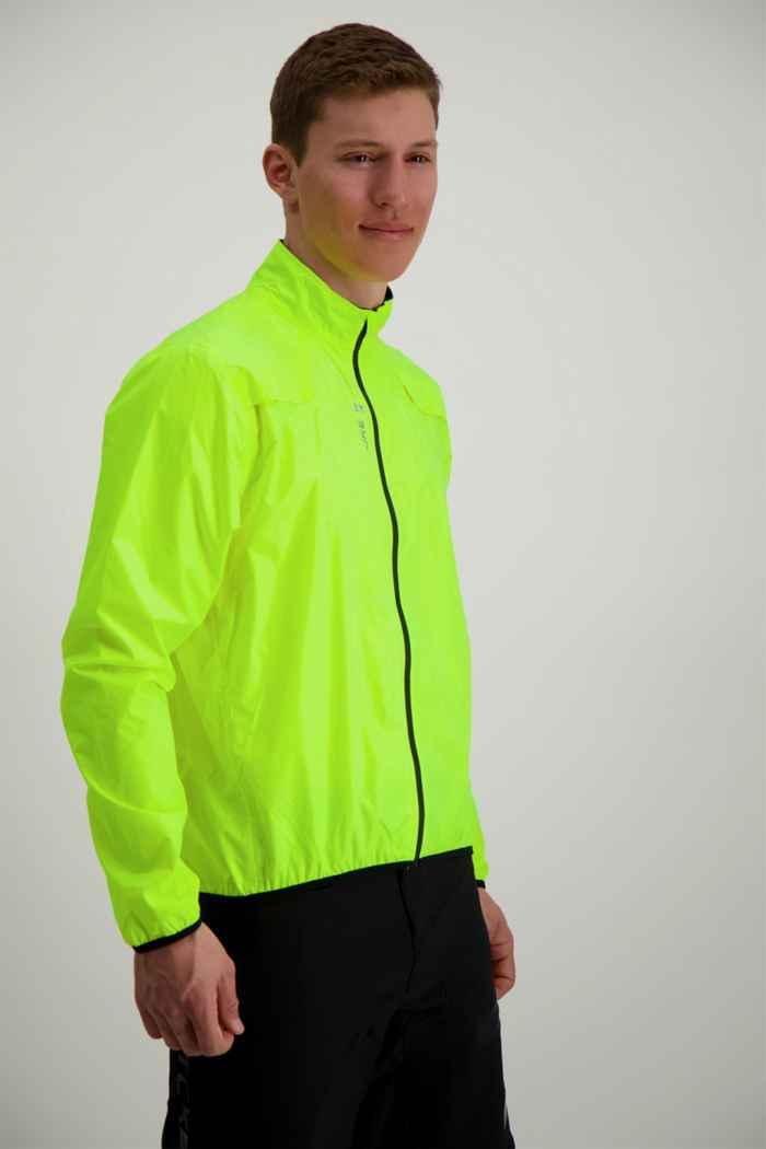 Stoke Eco Neon giacca da bike uomo 1