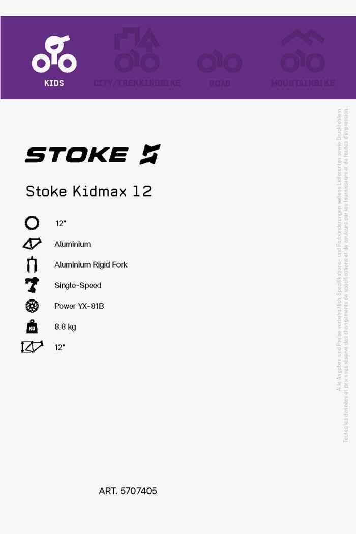 Stoke Kidmax 12 citybike enfants 2
