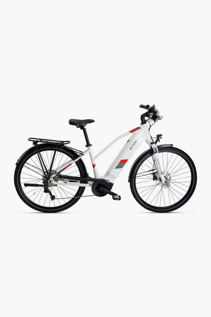 Stoke Lumen 28 e-bike donna 2021 1