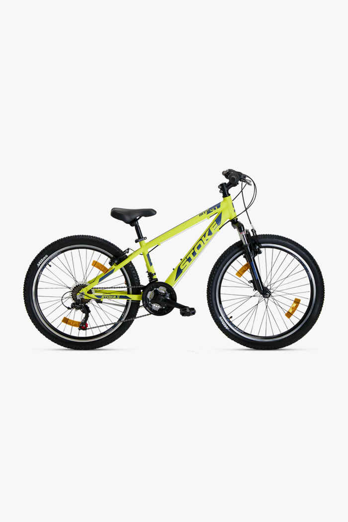 Stoke MTX 4.1 24 mountainbike garçons 2021 1