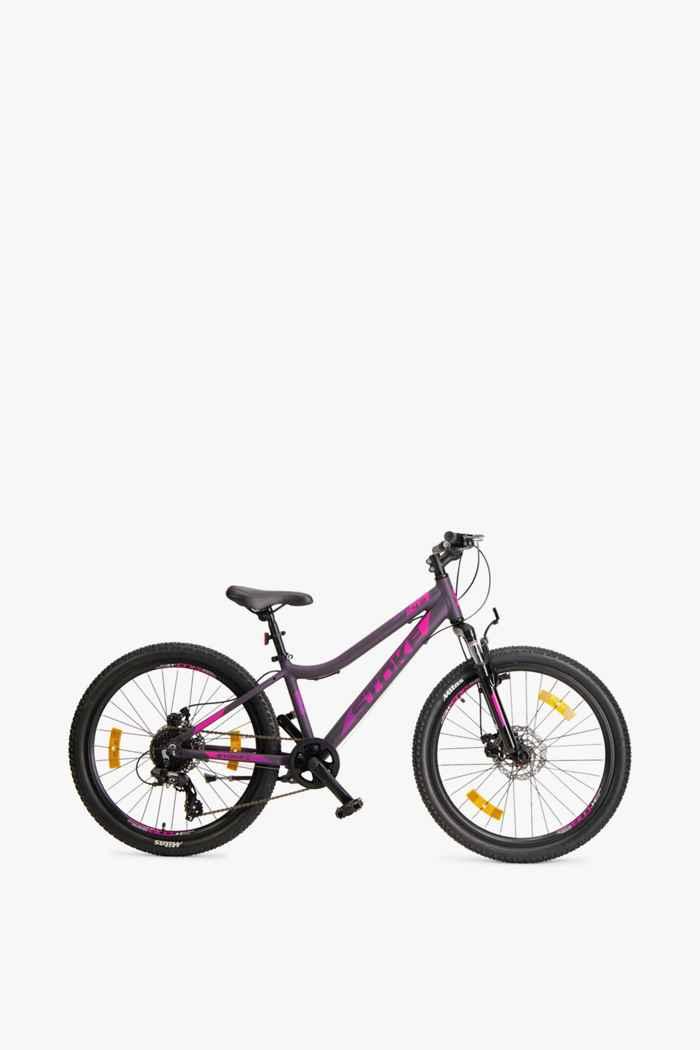 Stoke MTX 4.2 24 mountainbike filles 2021 Couleur Violett 1