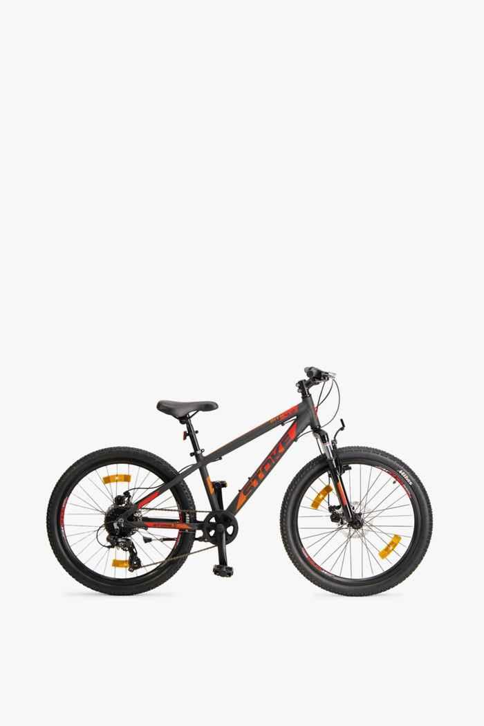 Stoke MTX 4.2 24 mountainbike garçons 2021 Couleur Gris 1