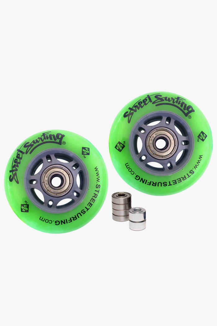 Streetsurfing Hi Performance rotelle + cuscinetto a sfere 1
