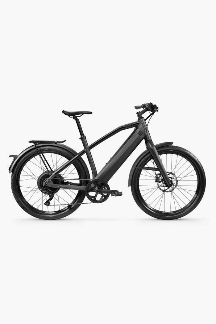 Stromer ST1 Comfort 27.5 e-bike femmes 2021 Couleur Gris foncé 1