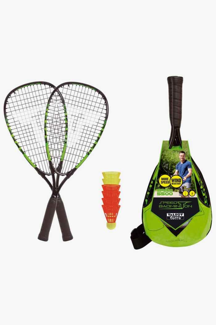 Talbot Torro 5500 set de speed badminton 1