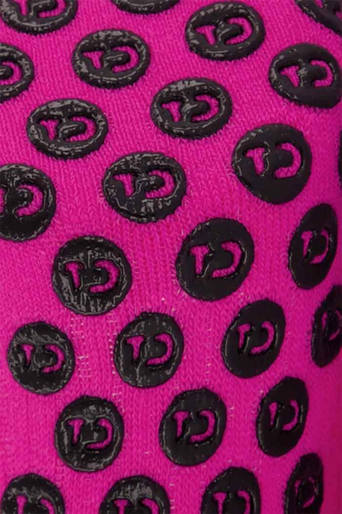 Tapedesign Allround Classic chaussettes de football Couleur Rose vif 2