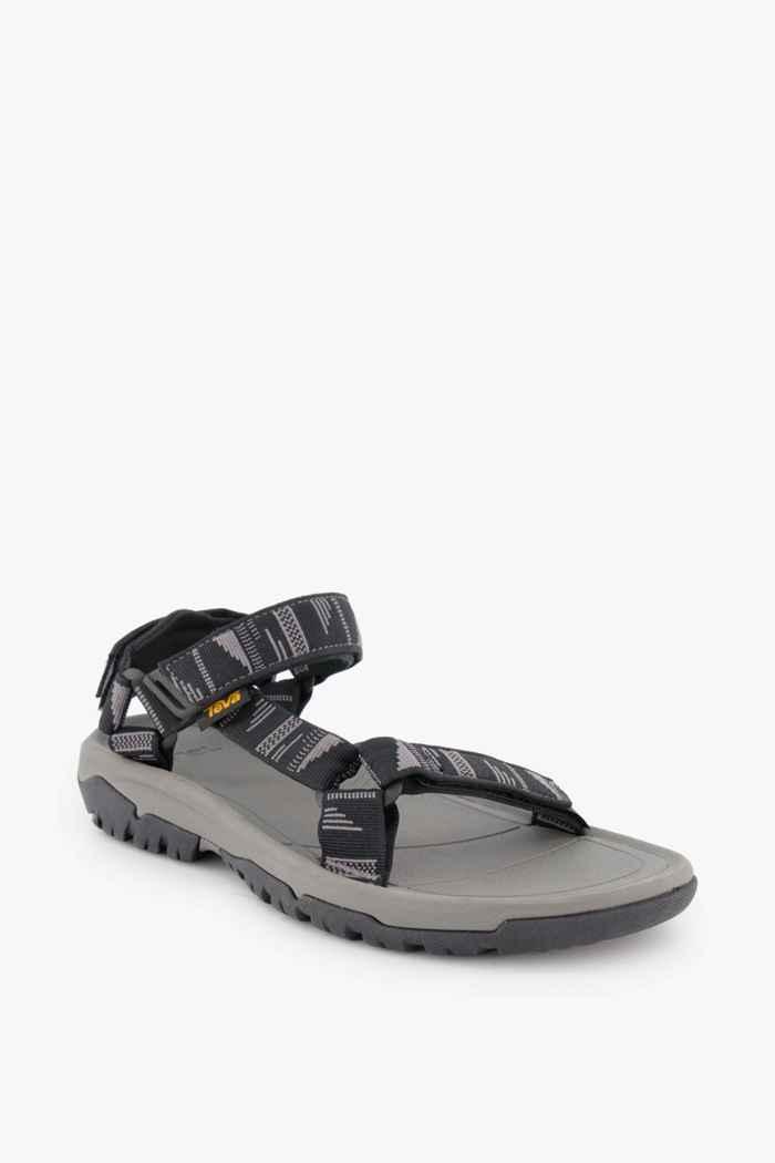 Teva Hurricane XLT 2 sandali da trekking uomo Colore Nero-grigio 1