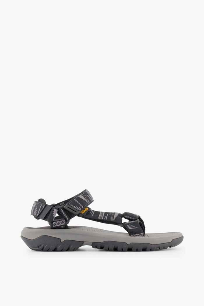 Teva Hurricane XLT 2 sandali da trekking uomo Colore Nero-grigio 2