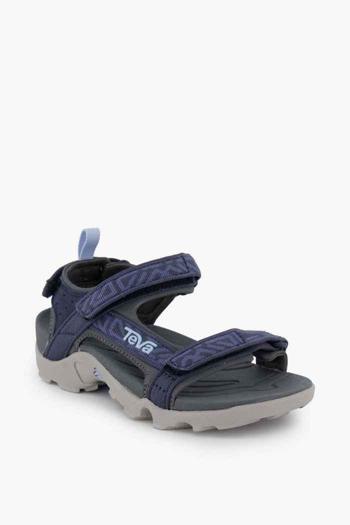 Teva Tanza sandale de trekking garçons Couleur Bleu 1