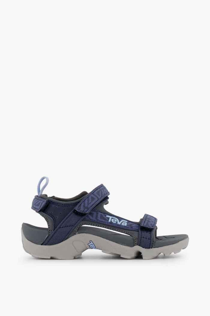 Teva Tanza sandale de trekking garçons Couleur Bleu 2