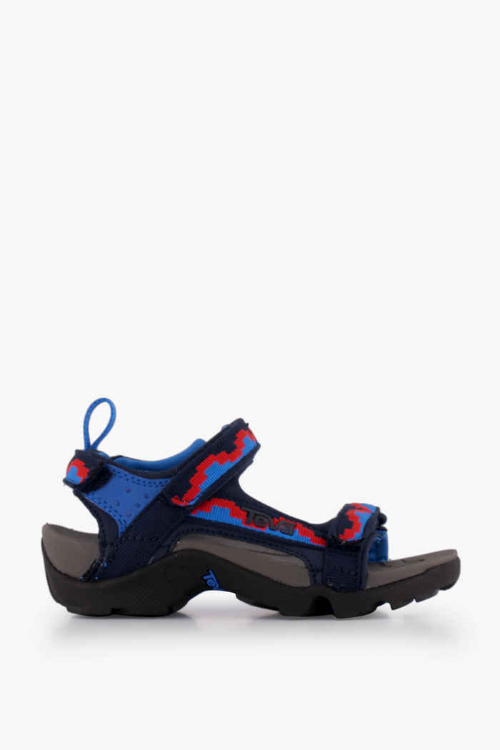 Teva Tanza sandali da trekking bambino Colore Blu-nero 2