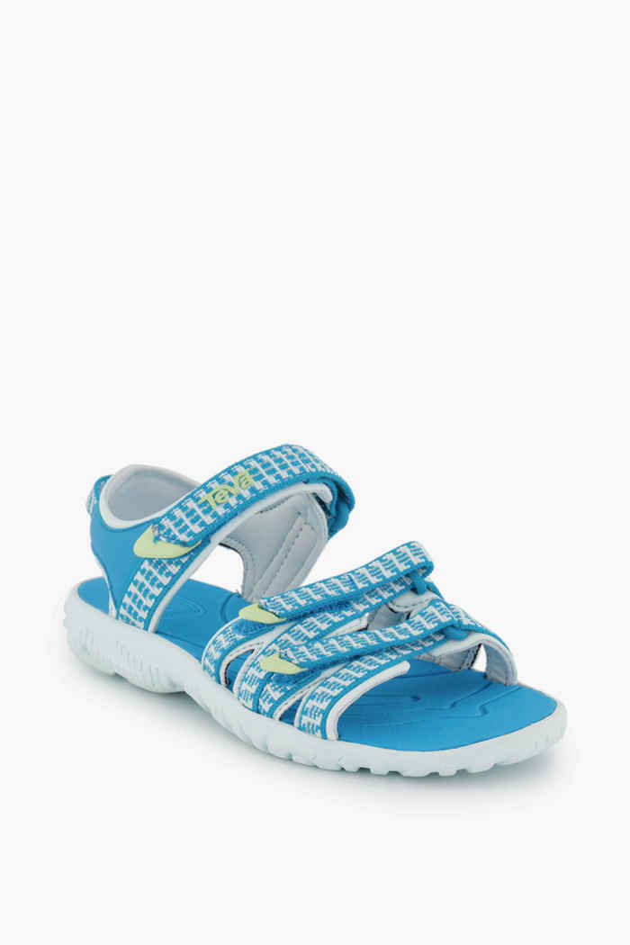 Teva Tirra filles sandale de trekking Couleur Bleu 1