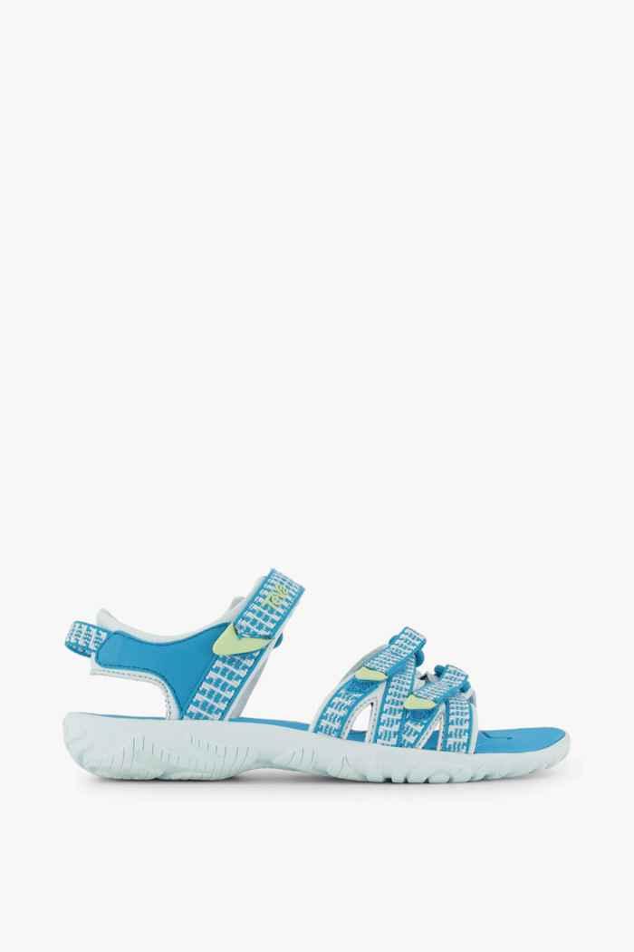 Teva Tirra filles sandale de trekking Couleur Bleu 2