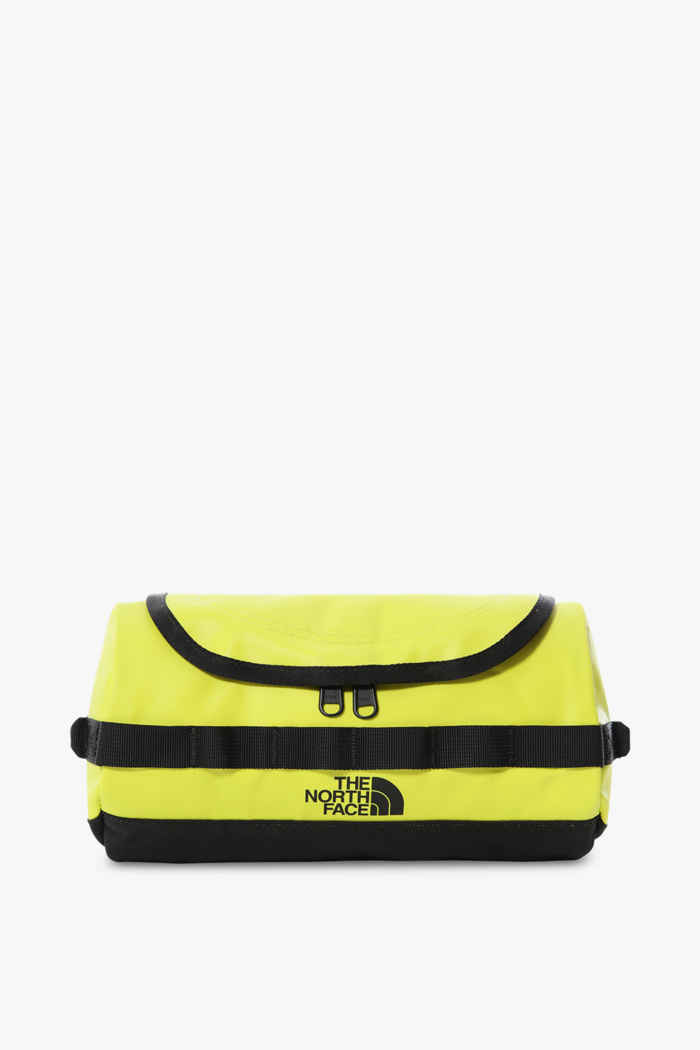 The North Face Base Camp S 3.5 L Kulturbeutel Farbe Gelb 1