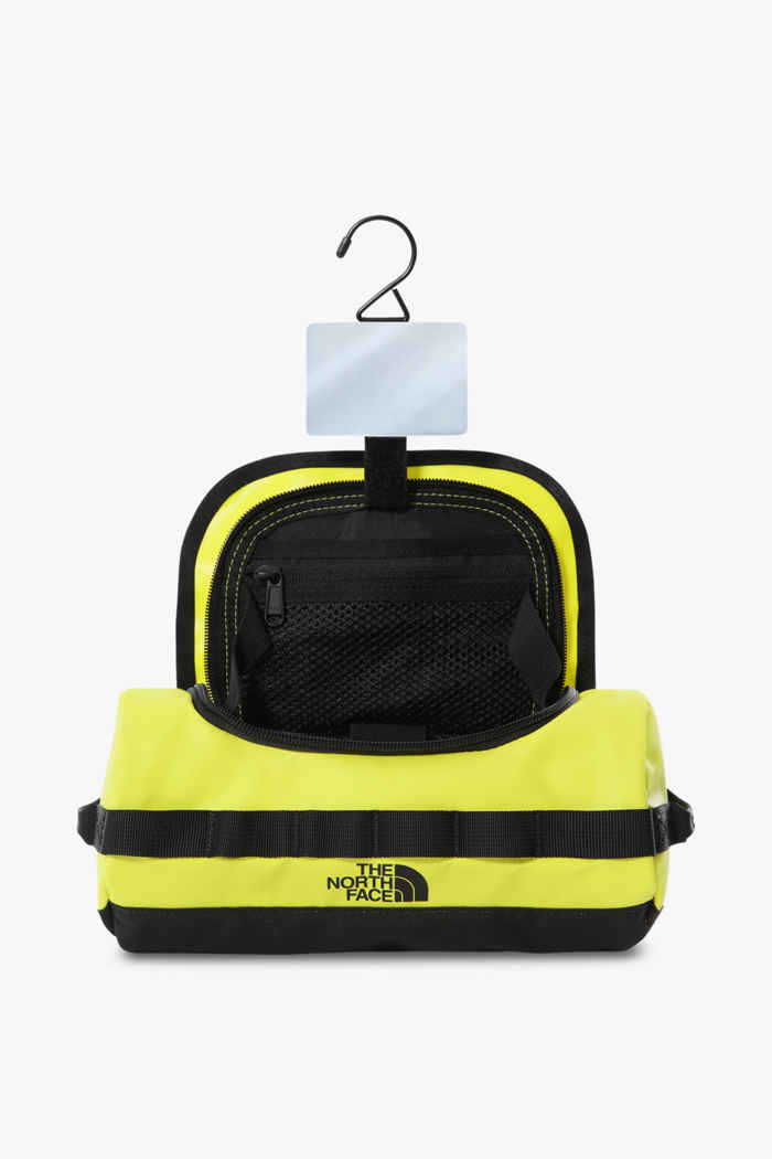 The North Face Base Camp S 3.5 L Kulturbeutel Farbe Gelb 2