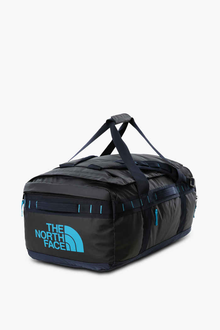 The North Face Base Camp Voyager 62 L Duffel Farbe Blau 1