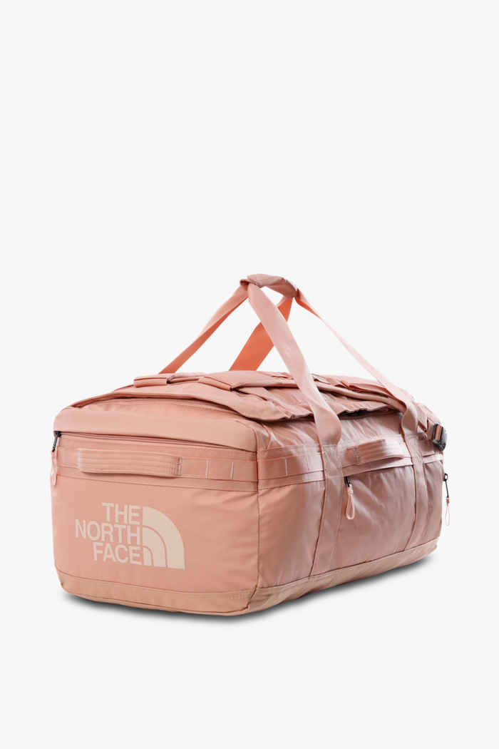 The North Face Base Camp Voyager 62 L Duffel Farbe Rosa 1
