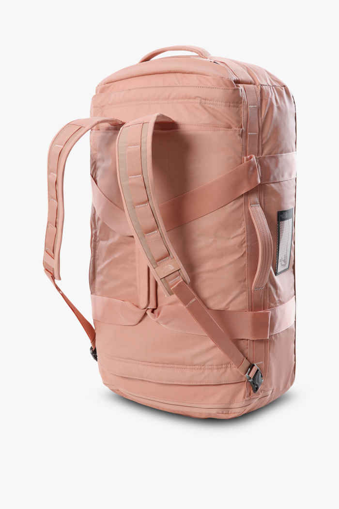 The North Face Base Camp Voyager 62 L Duffel Farbe Rosa 2