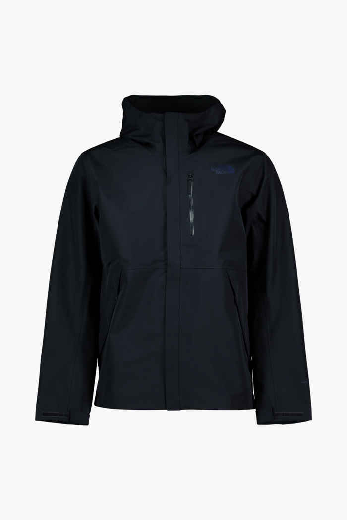 The North Face Dryzzle Futurelight Herren Outdoorjacke Farbe Navyblau 1