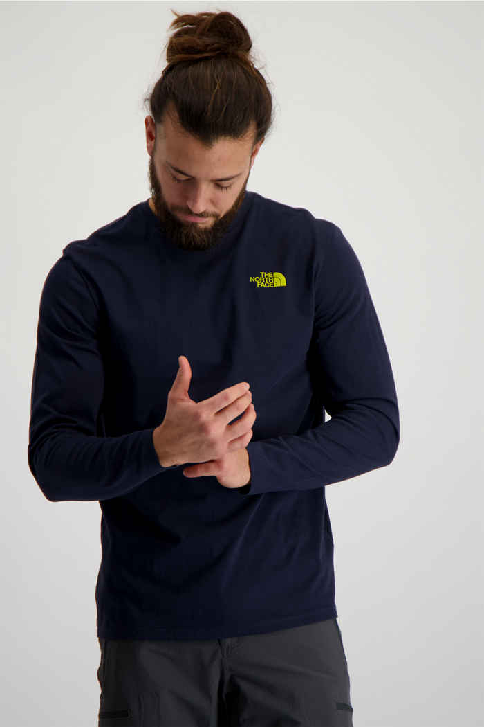 The North Face Easy Herren Longsleeve 1