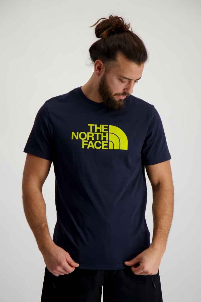 The North Face Easy Herren T-Shirt Farbe Navyblau 1
