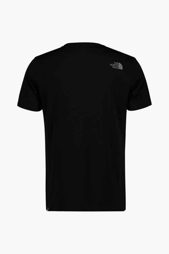 The North Face Easy Herren T-Shirt Farbe Schwarz 2