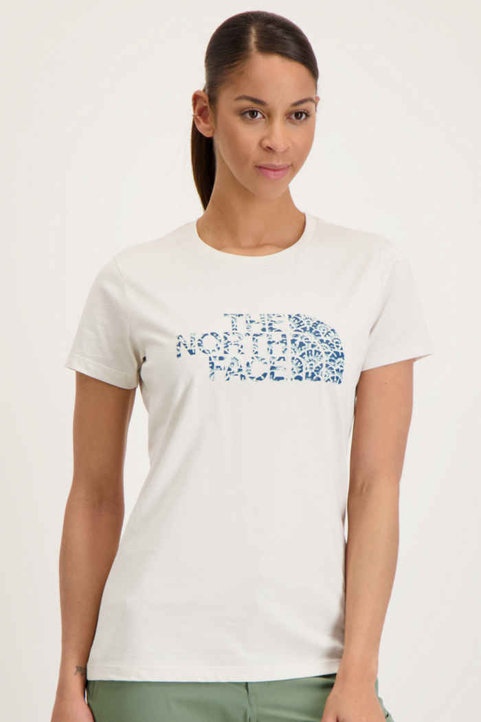 The North Face Easy t-shirt donna 1