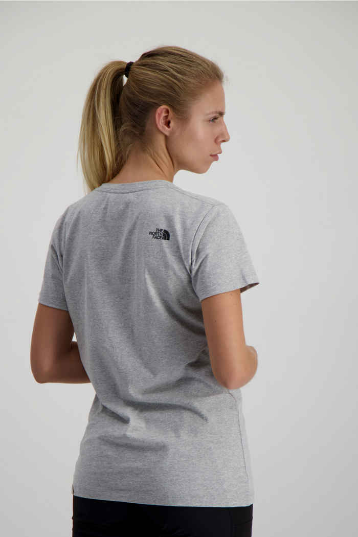 The North Face Easy t-shirt donna 2