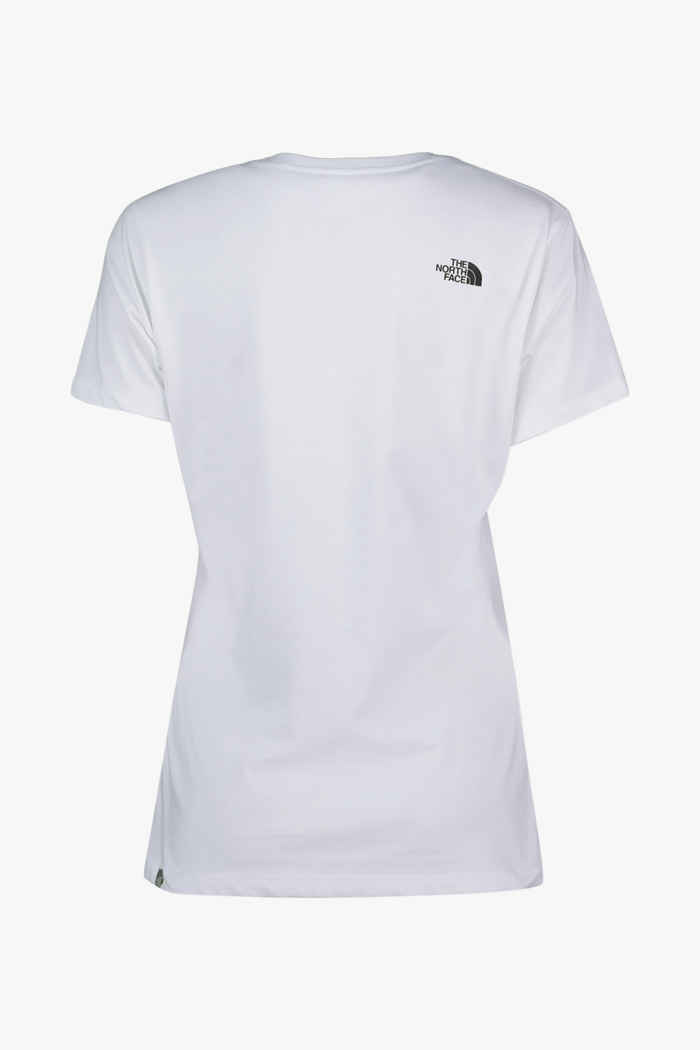 The North Face Easy t-shirt femmes 2