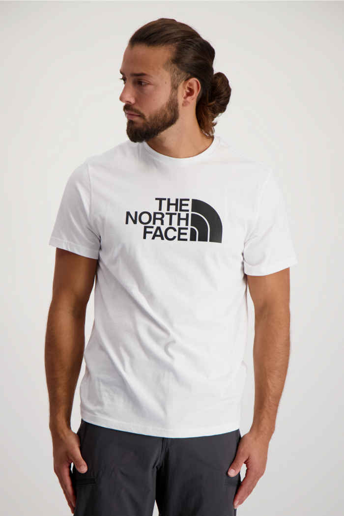 The North Face Easy t-shirt uomo Colore Bianco 1